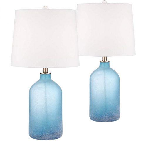Aston Coastal Lamp, set of 2