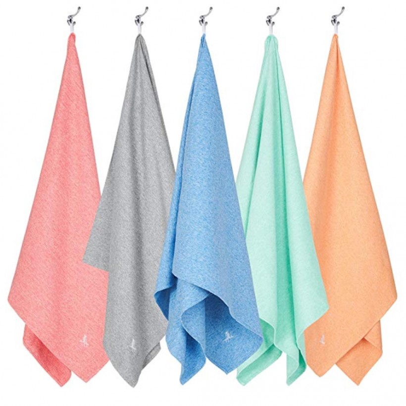 Dock and Bay Microfiber Towels pastel