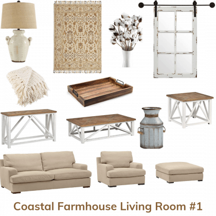 Coastal Farmhouse