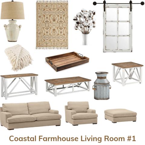 Coastal Farmhouse
