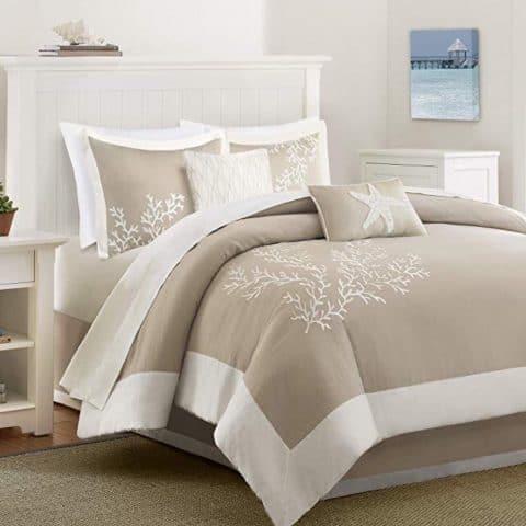Harbor House Coastline Comforter Set Beige