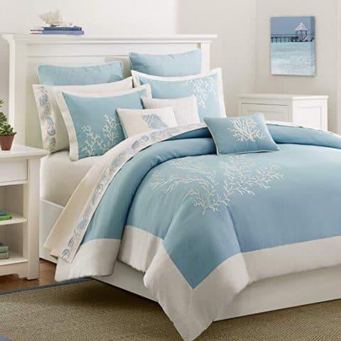 Harbor House Coastline Comforter blue