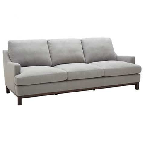 Stone and Beam Genesse Sofa Smokey Blue