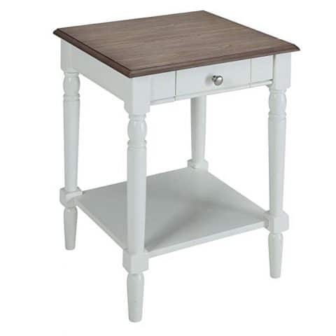 Convenience Concepts French Country End Table