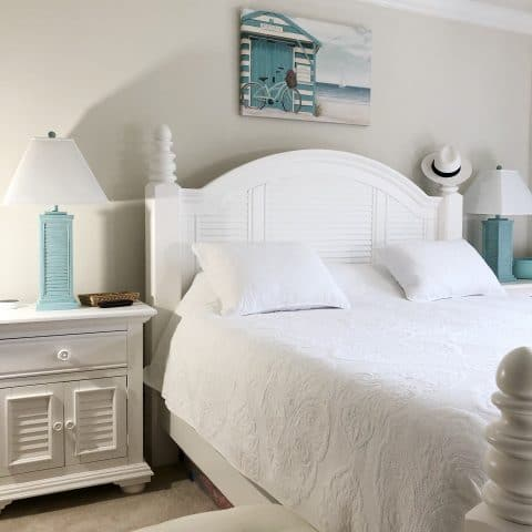 Brandream Comforter and Madison Park Throw Pillows