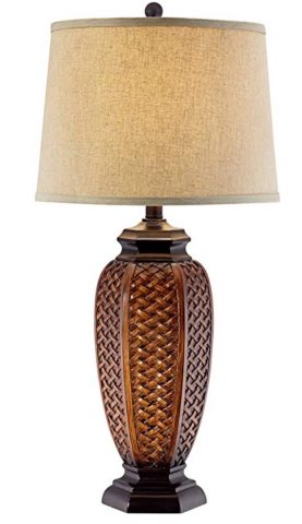 Regency Hill Tropical Table Lamp