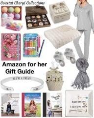 2019 Amazon Gift Guide Women